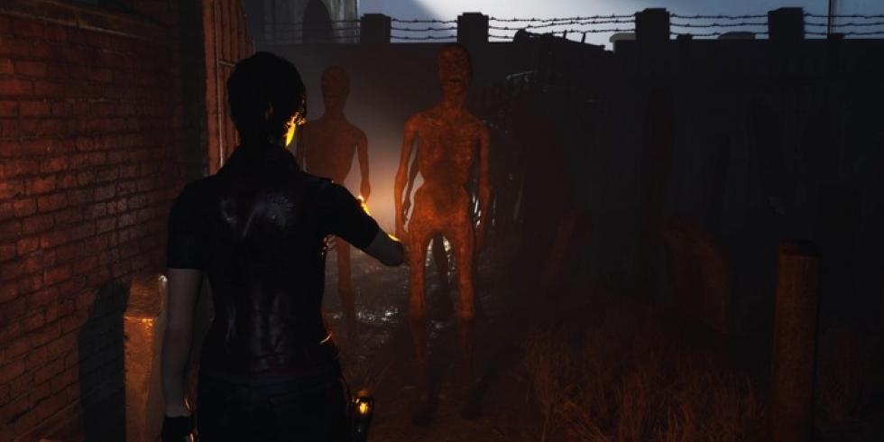Resident Evil Code Veronica Fan Remake