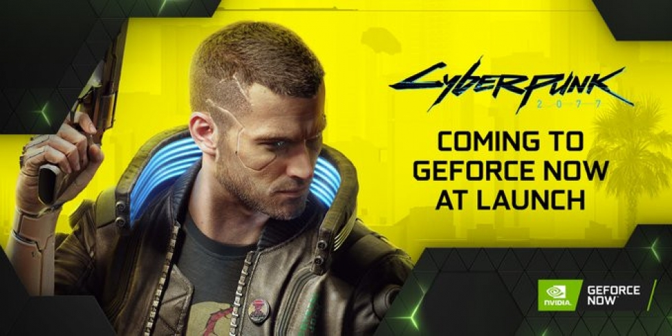 Cyberpunk 2077 Nvidia GeForce NOW