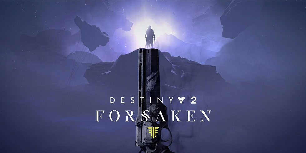 Destiny 2 Forsaken arvostelu
