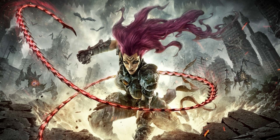 Darksiders III Arvostelu Review PC