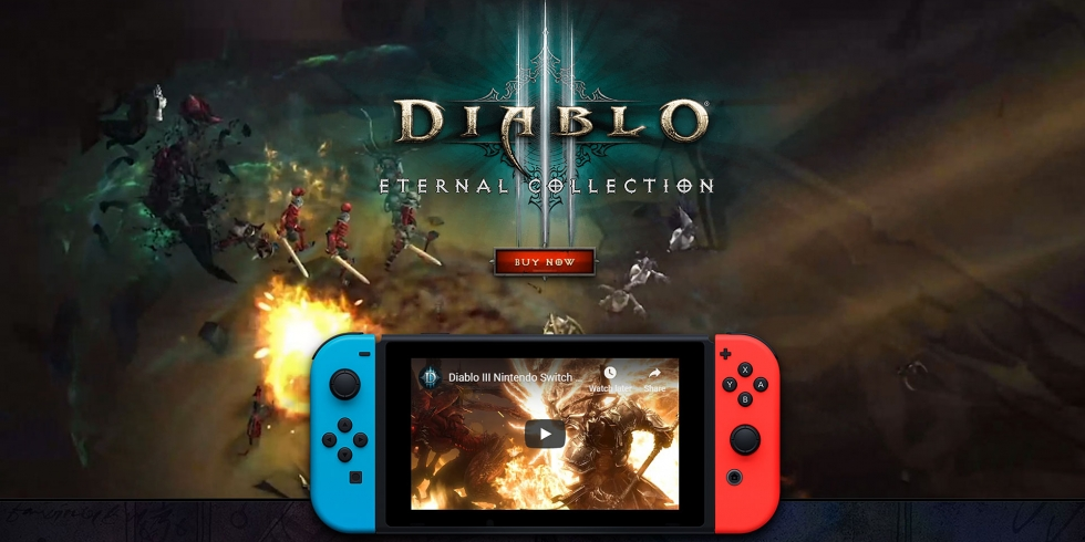 Diablo III Eternal Collection Nintendo Switch Review