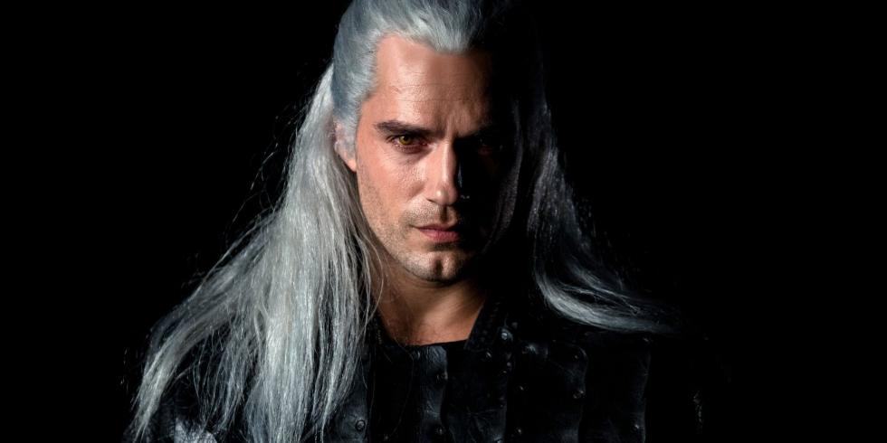 Henry Cavill Geralt The Witcher Noituri Netflix