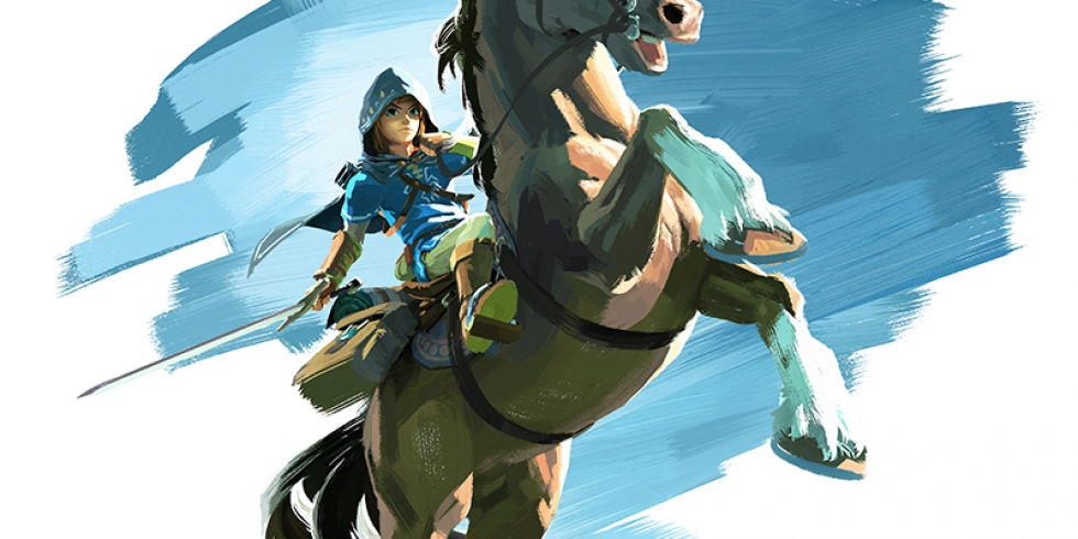 The Legend of Zelda: Breath of the Wild Link Taide