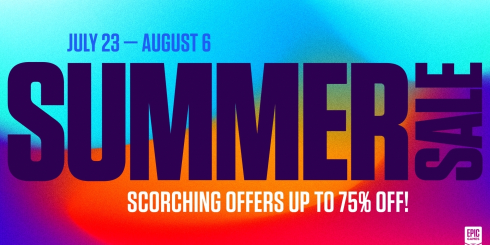 Epic Games Store Summer Sale