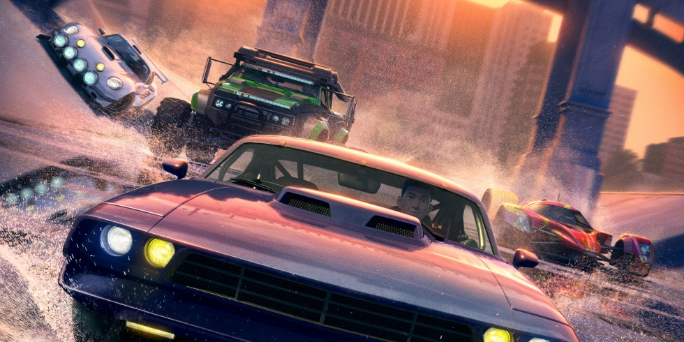Fast & Furious Spy Racers - Netflix