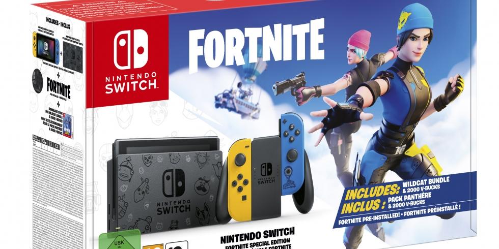 Fortnite Switch