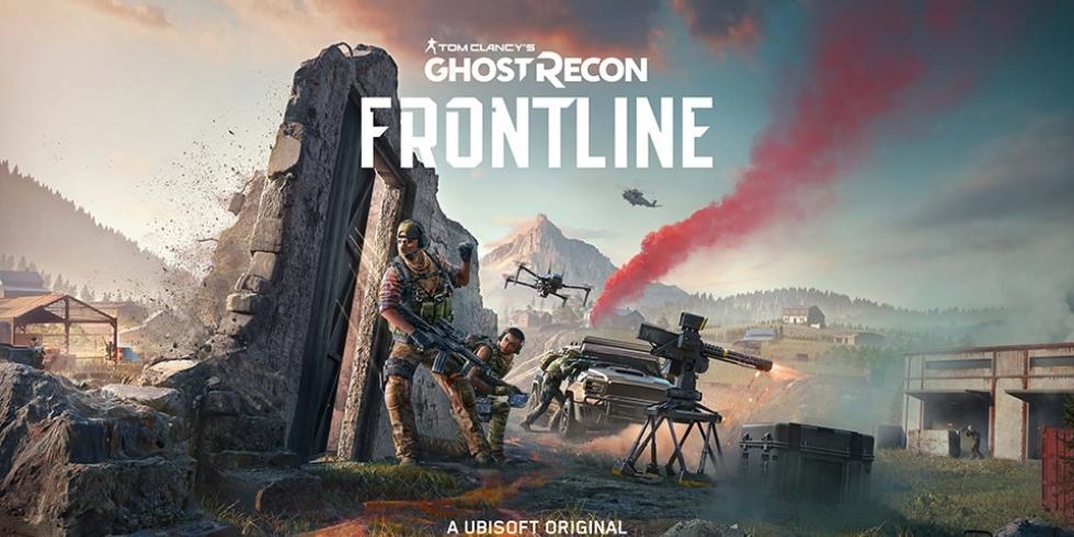 ghost recon frontline ubisoft