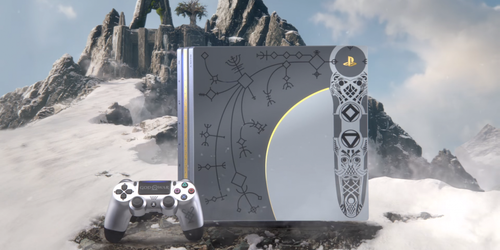 God of War PlayStation 4 Pro