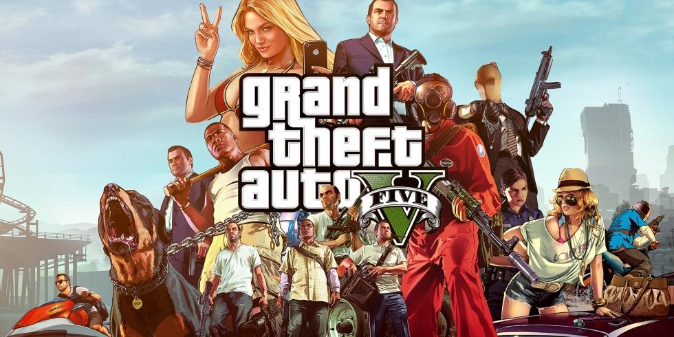 Grand Theft Auto Pelit