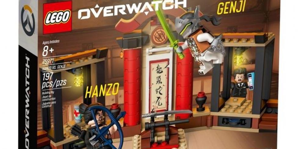 Overwatch Lego 2