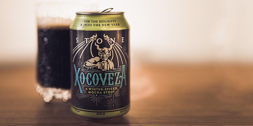 Juomapeli - Stone Xocoveza - The Beast Inside