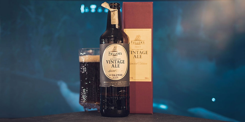 Fuller's Vintage Ale - Hunt Showdown