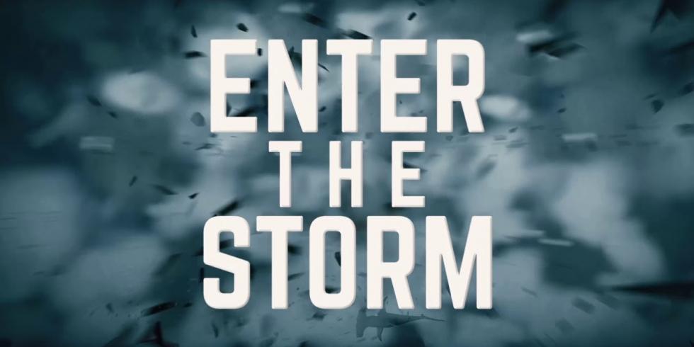 Sharknado: Eye of the Storm VR-peli