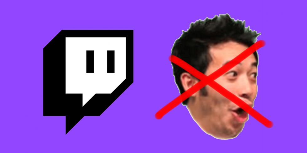 Twitch ban PogChamp