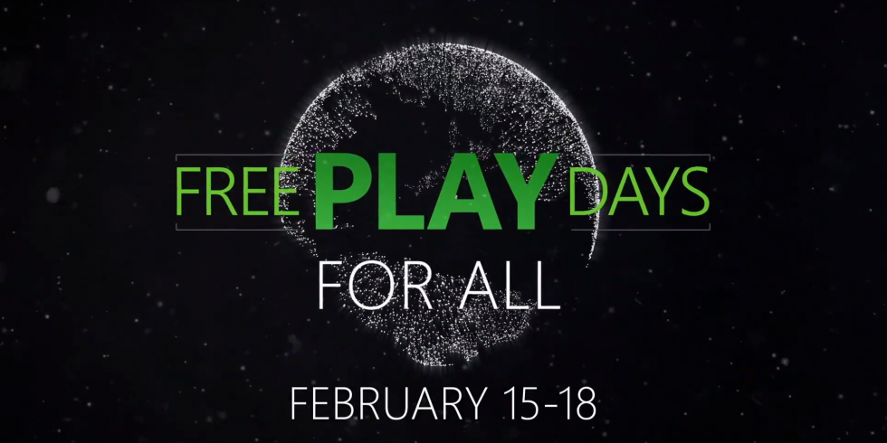 Free Play Days