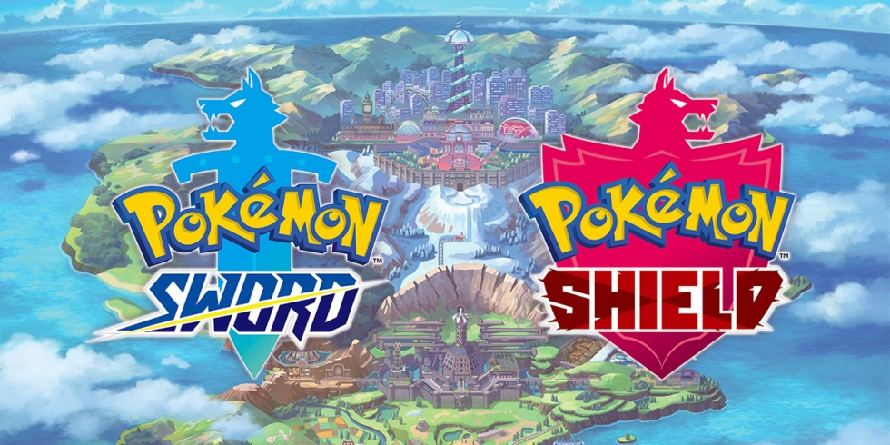 Pokémon Sword ja Shield