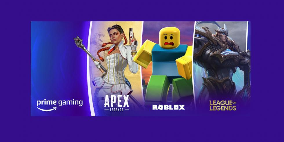 Prime Gaming Amazon