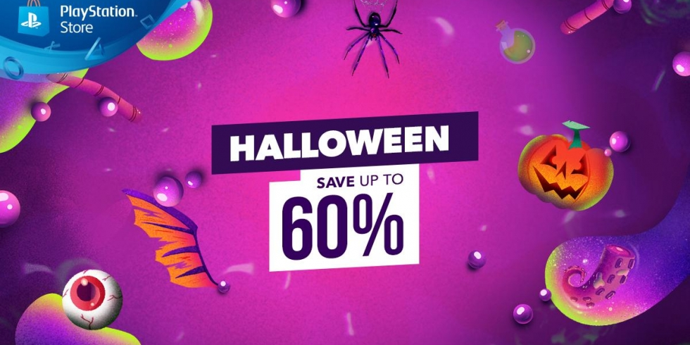 PlayStation Store Halloween alennukset