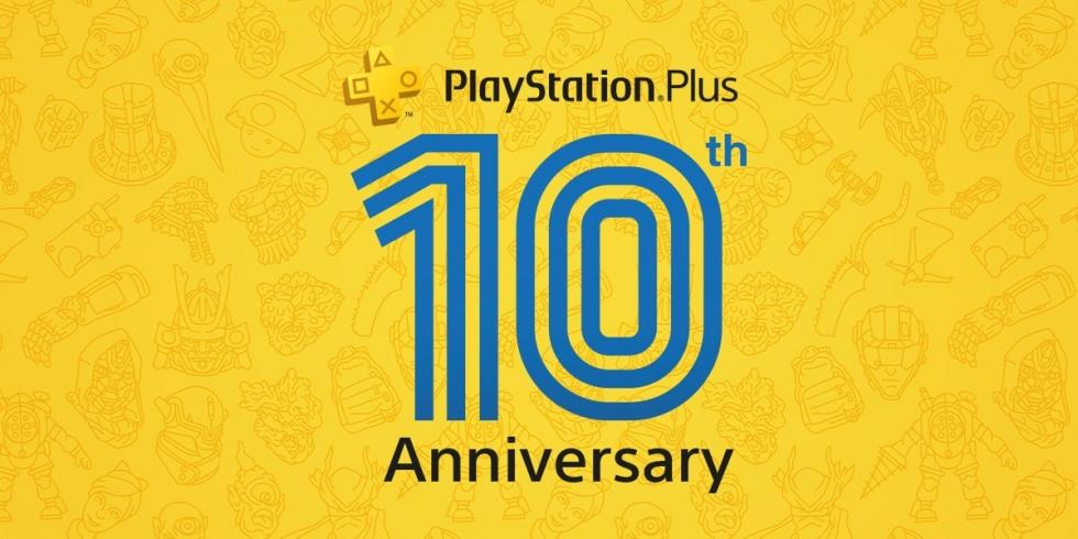 PS Plus 10v