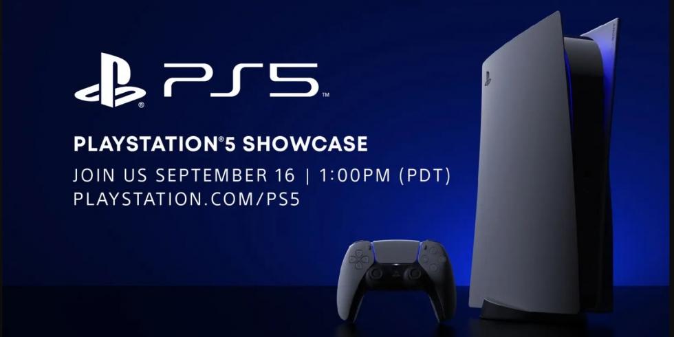 PS5 showcase