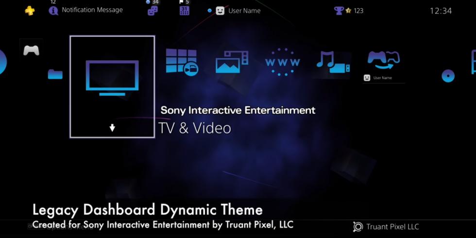 Legacy Dashboard Dynamic Theme