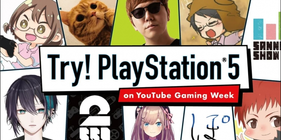 PS5 youtube gaming week