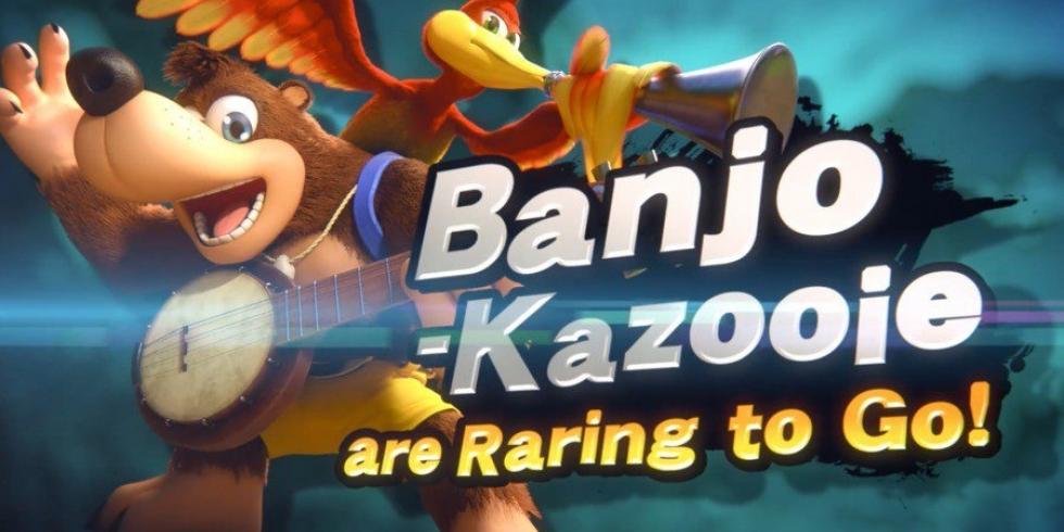 Banjo-Kazooie Super Smash Bros. Ultimate kuvakaappaus