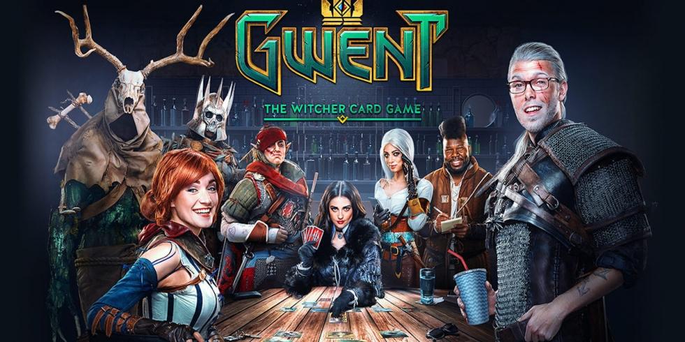 Gwent Witcher