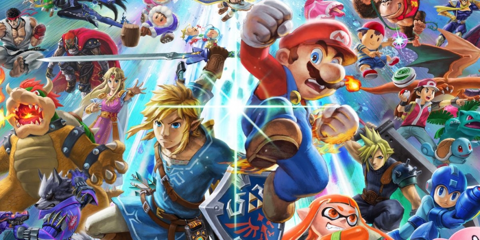 Super Smash Bros. Ultimate hahmokatras