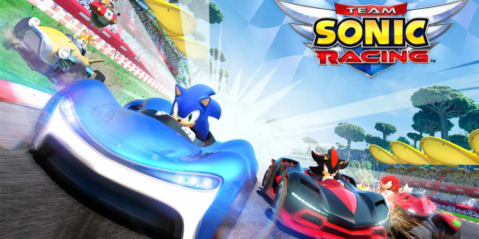 Team Sonic Racing kansikuva