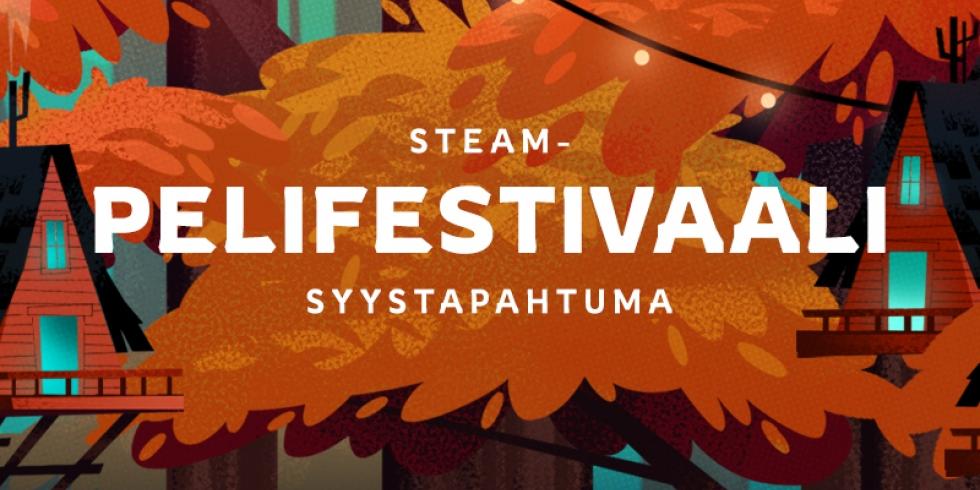 Steam syysfestivaali
