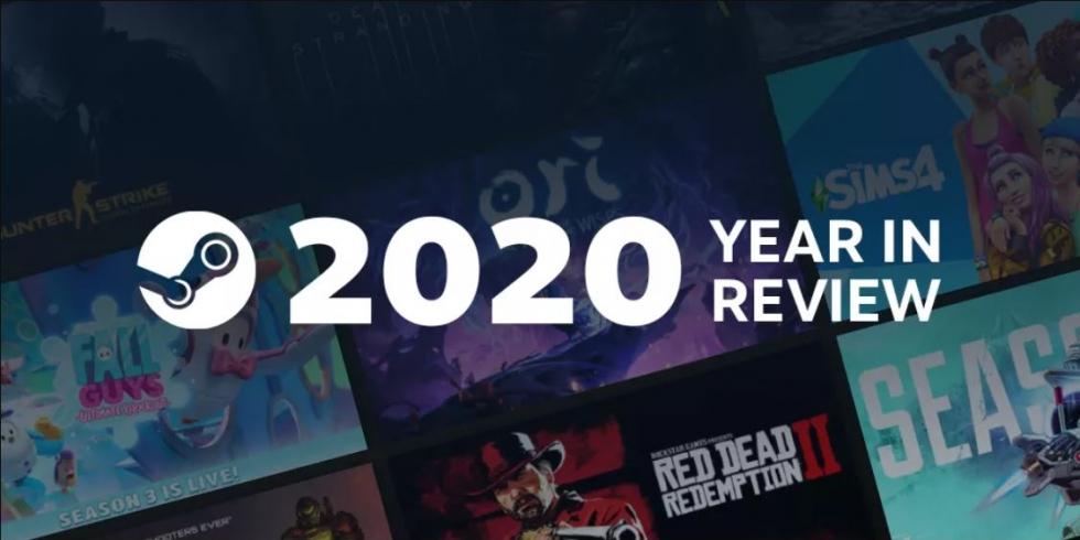 Steam year 2020