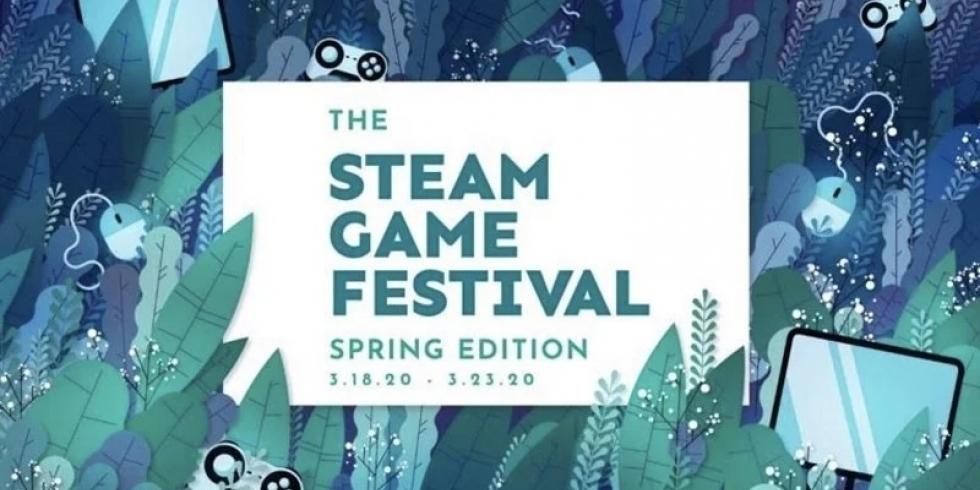 Steam game festival: Spring edition