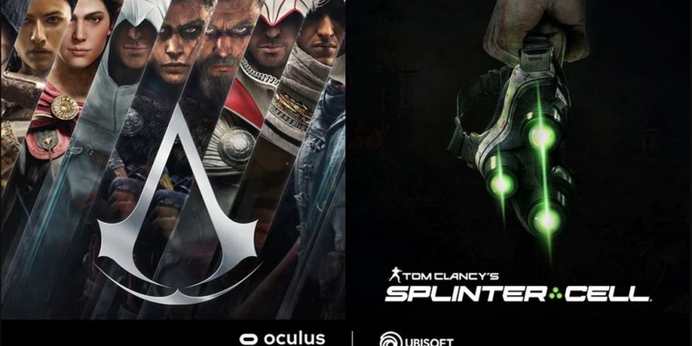 Ubisoft Oculus