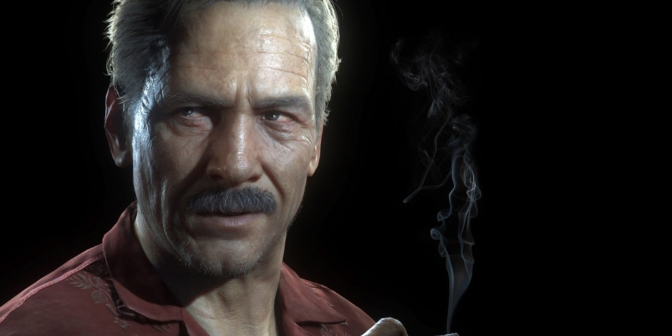 Uncharted 4 Sully Victor Sullivan