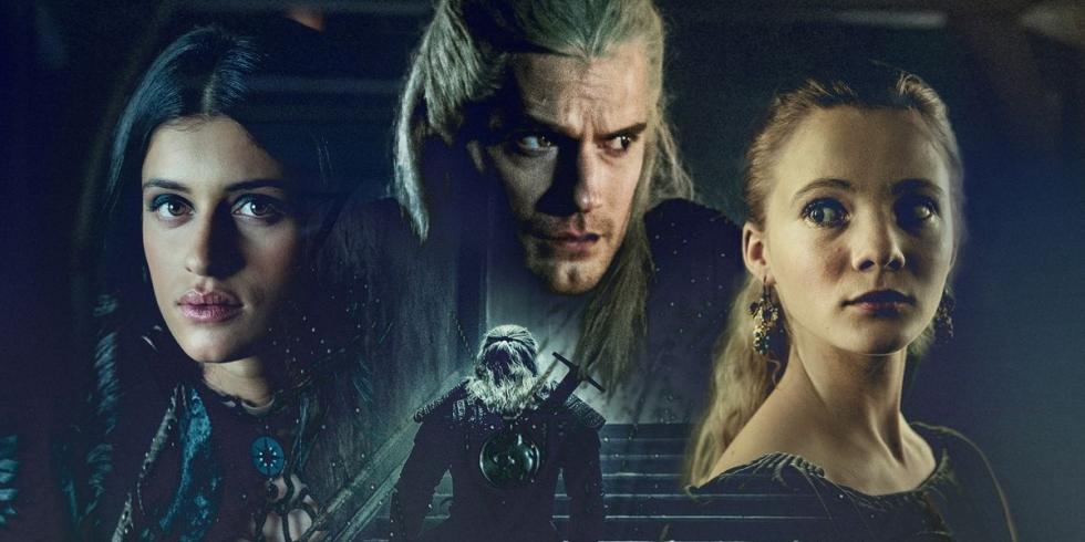 Witcher sarja