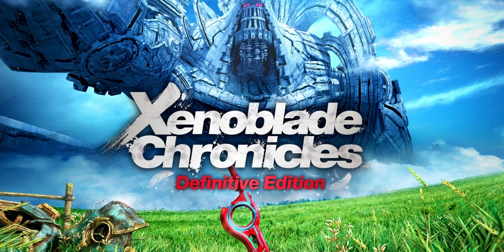 Xenoblade Chronicles Definitive Edition Switch nostokuva