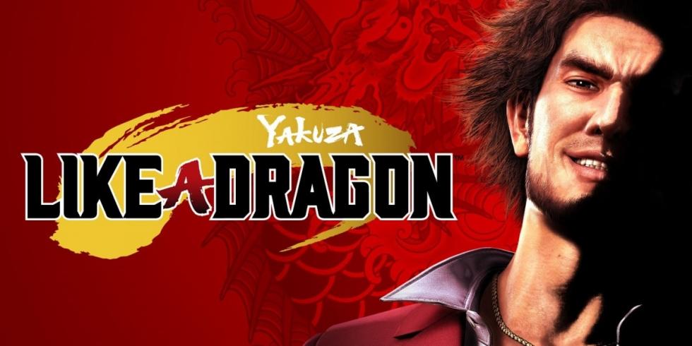 yakuza like a dragon nostokuva