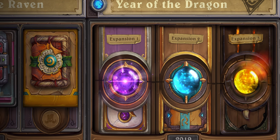 Hearthstone: Year of the Dragon