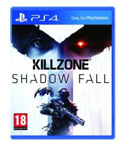 Killzone Shadow Fall PS4-kansi