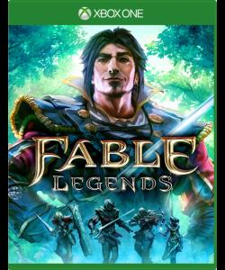 Fable Legends cover