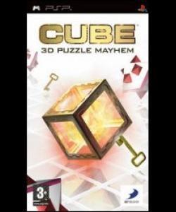 Cube 3d Puzzle Mayhem Konsolifin Pelaamisen Keskipiste
