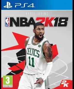 NBA2K18-kansikuva