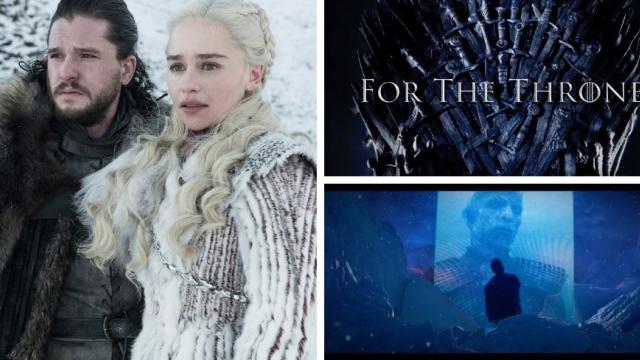 Game of Thrones ohi on jee nostokuva versio 3