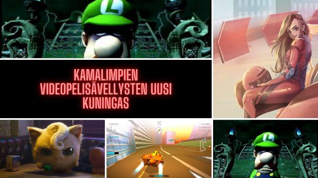 Kamalin videopelisävelmä nostokuva