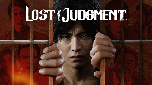 Lost Judgment nostokuva