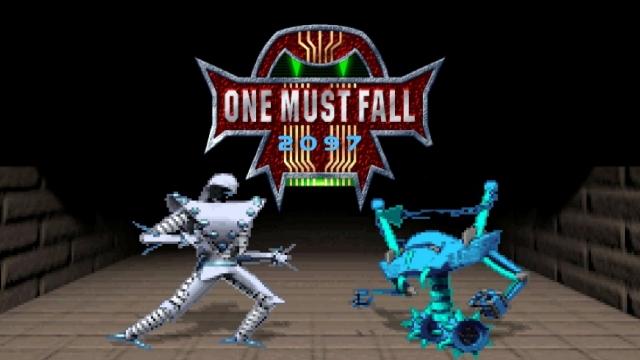 One Must Fall 2097 kansikuva 2