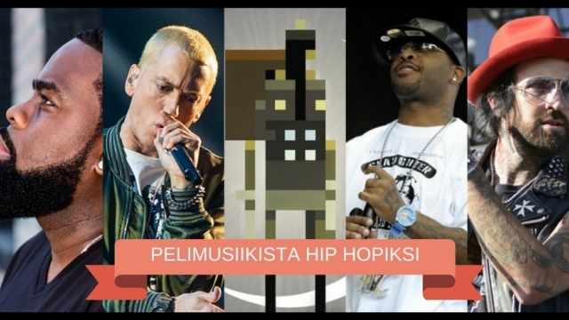 Pelimusiikista hip hopiksi 12