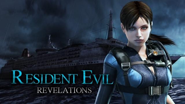 Resident Evil Revelations 2 Jill merellä + alus