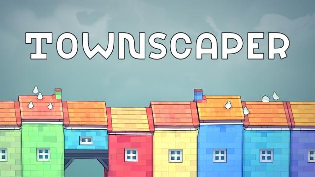 Townscaper nostokuva